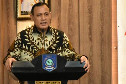 Ketua KPK Apresiasi Babel Atas Prestasi Nasional Penanganan Covid-19