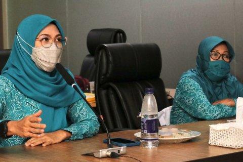 TP PKK Pelopor Pelaksanaan Protokol Kesehatan di Masyarakat
